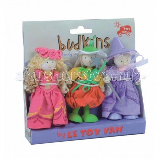 Куклы и одежда для кукол LeToyVan Набор Сказка