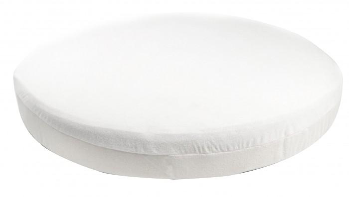 Наматрасники Forest Непромокаемый натяжной наматрасник Jersey для круглого матраса 75х75 см (хлопок)