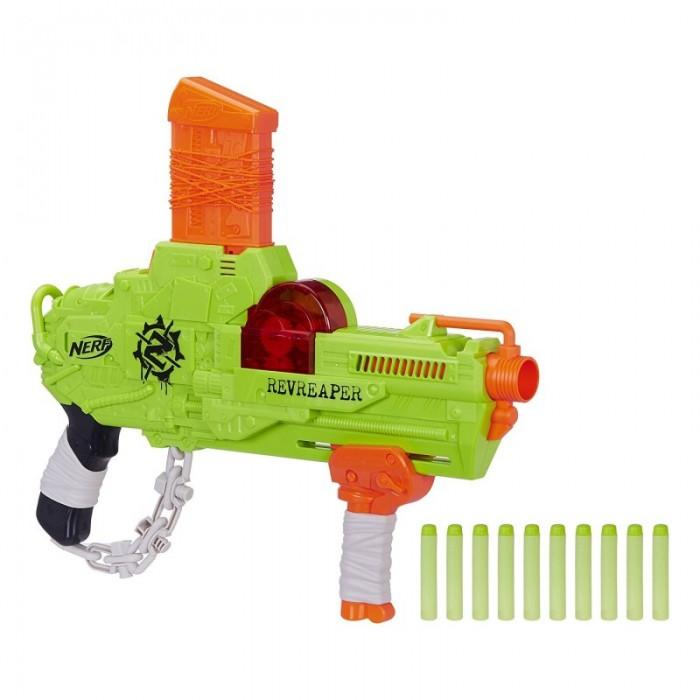 Игрушечное оружие Nerf Hasbro Мега Бластер Реврипер, Игрушечное оружие - артикул:540591