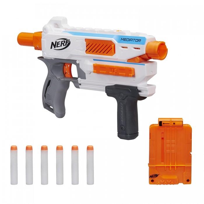 цена на Игрушечное оружие Nerf Hasbro Модулус Бластер Медиатор