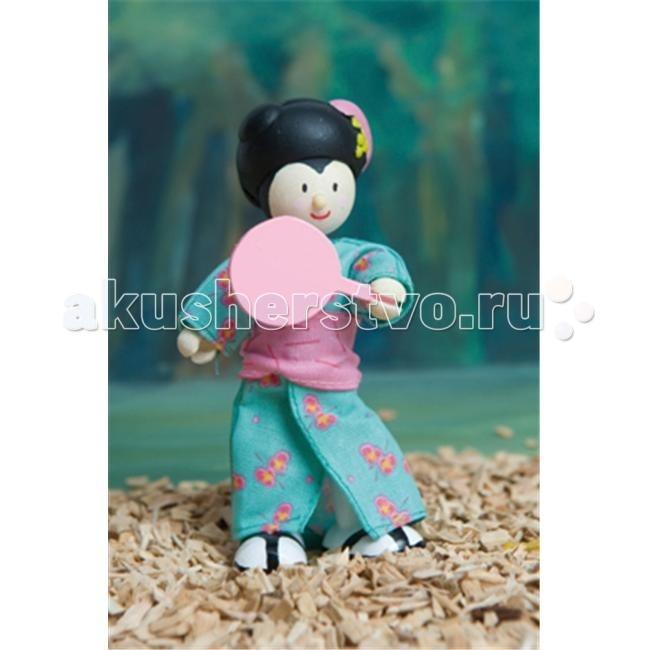 куклы и одежда для кукол letoyvan кукла мальтийский рыцарь Куклы и одежда для кукол LeToyVan Кукла Японская девочка