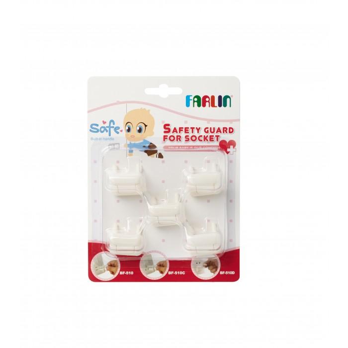 Блокирующие устройства Farlin Заглушки для розеток 5 шт. клапаны и заглушки