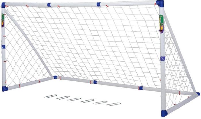 Спортивный инвентарь Proxima Футбольные ворота из пластика 2.44х1.30х0.96 м, Спортивный инвентарь - артикул:541096
