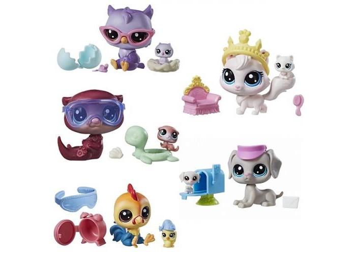 Игровые фигурки Littlest Pet Shop Набор игровой Парочки