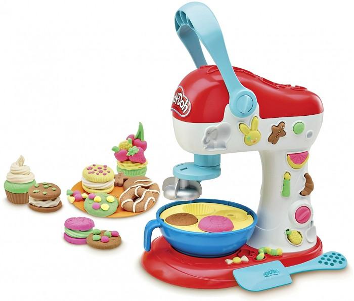 Пластилин Play-Doh Hasbro Набор игровой Миксер для Конфет hasbro игровой набор trolls город троллей диджей баг