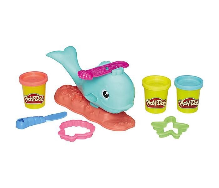 Всё для лепки Play-Doh Набор игровой Забавный Китенок игровой набор с пластилином play doh b5520 мистер зубастик обновленная версия