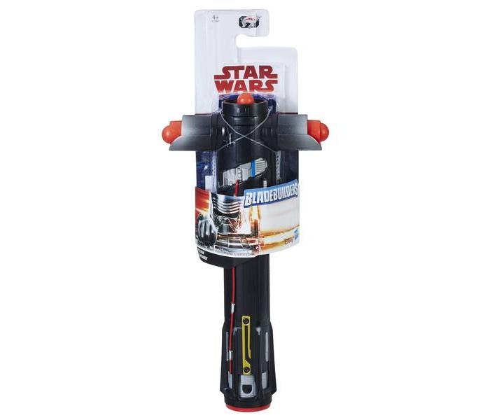 Игрушечное оружие Star Wars Hasbro Меч cветовой раздвижной Виктор 1 Эпизод 8