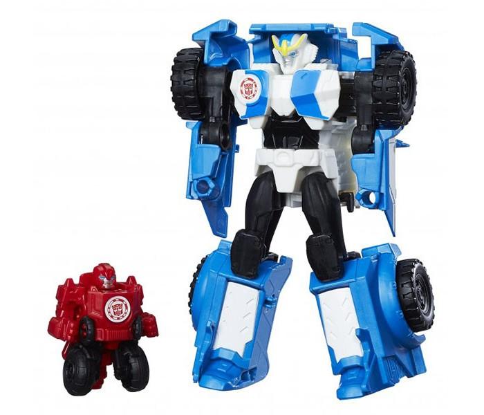 Transformers Hasbro Роботы под прикрытием Гирхэд-Комбайнер