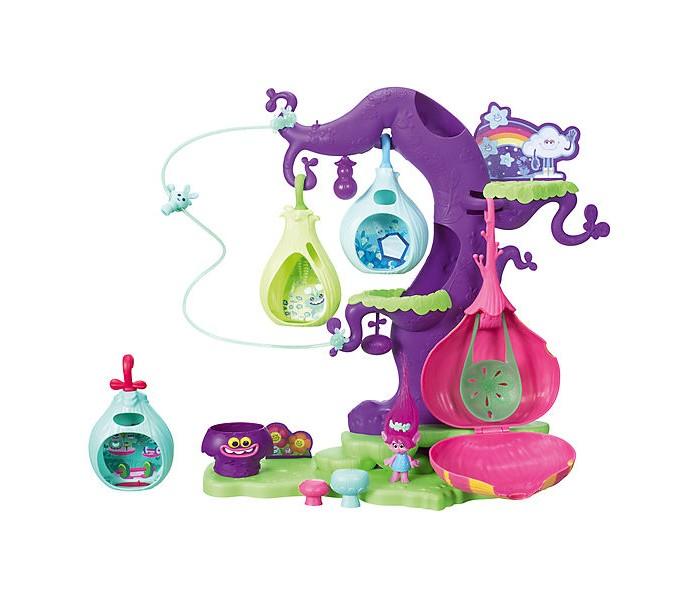 Игровые наборы Trolls Hasbro Волшебное дерево троллей