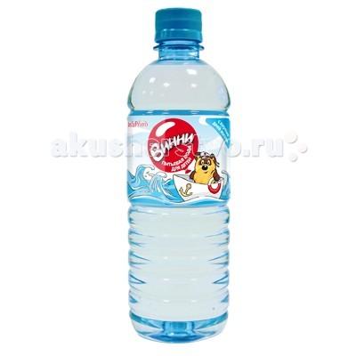 Вода Винни Детская вода 1,5 л пудовъ рижский хлеб 500 г