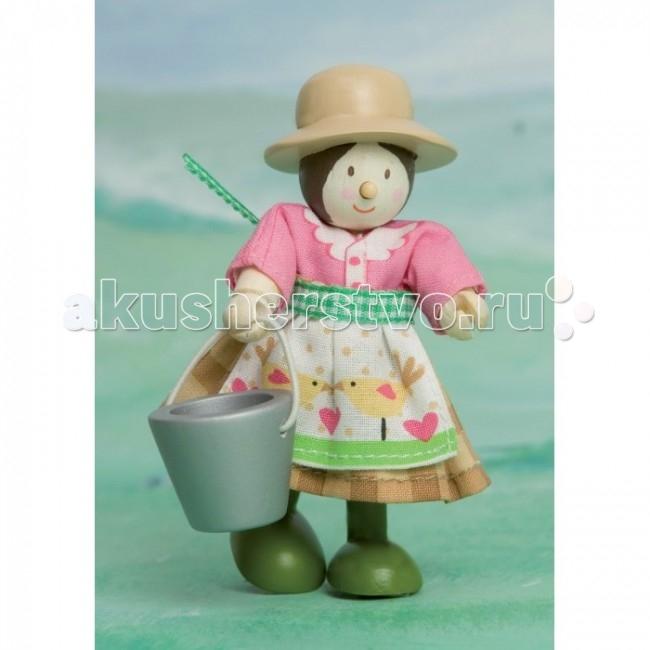 куклы и одежда для кукол letoyvan кукла мальтийский рыцарь Куклы и одежда для кукол LeToyVan Кукла Фермерша Рози