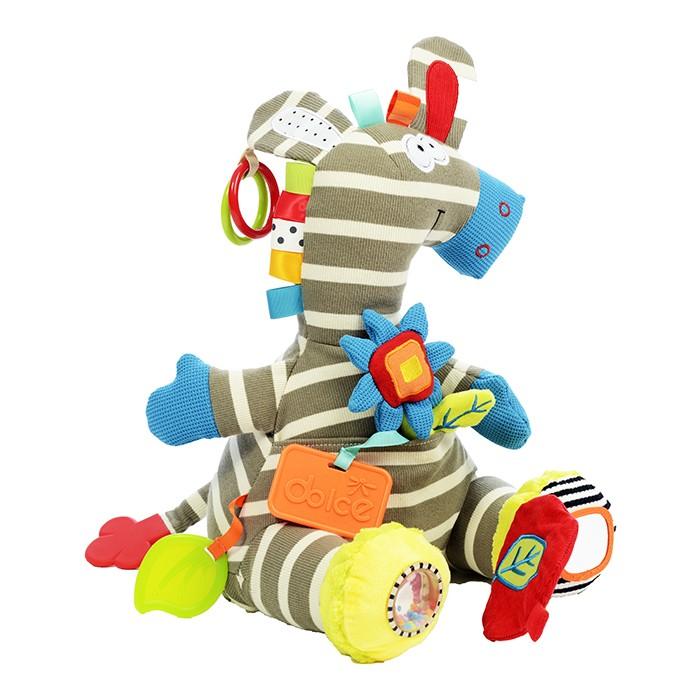 Развивающие игрушки Dolce Зебра