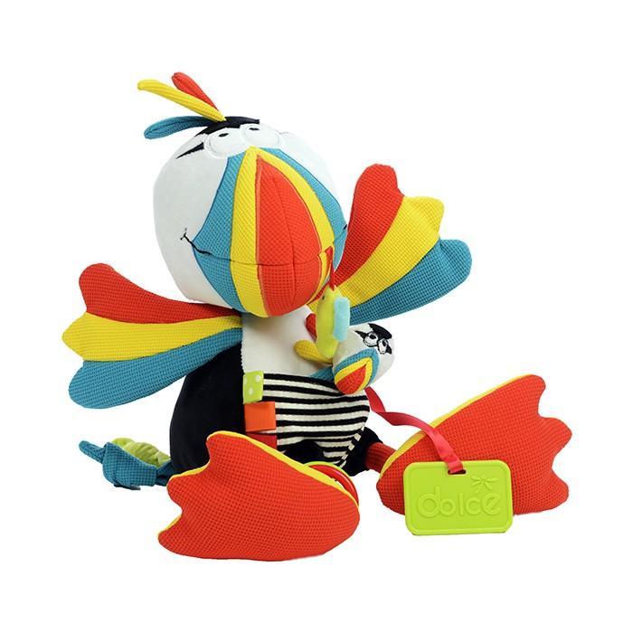 Купить Развивающие игрушки, Развивающая игрушка Dolce Попугайчик