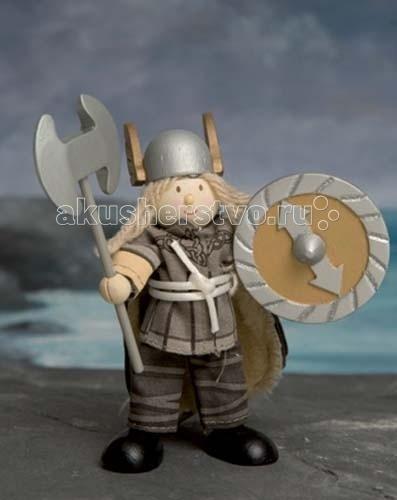 куклы и одежда для кукол letoyvan кукла мальтийский рыцарь Куклы и одежда для кукол LeToyVan Кукла Викинг Магнус