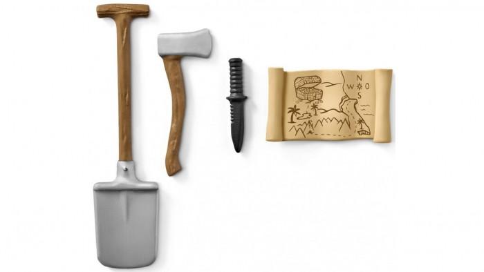 Игровые наборы Schleich Инструменты для исследователя дикой природы schleich корм для коров и телят