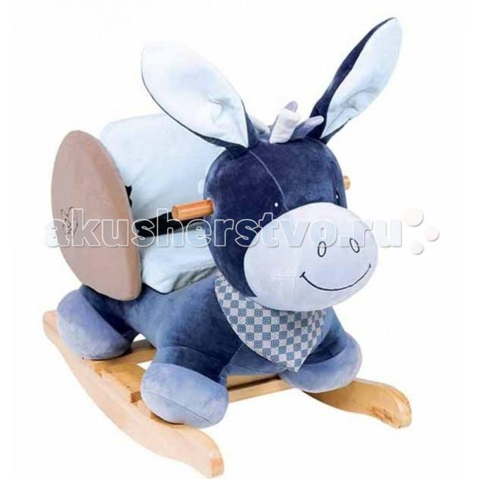 Качалки-игрушки Nattou Alex & Bibou Ослик, Качалки-игрушки - артикул:541951