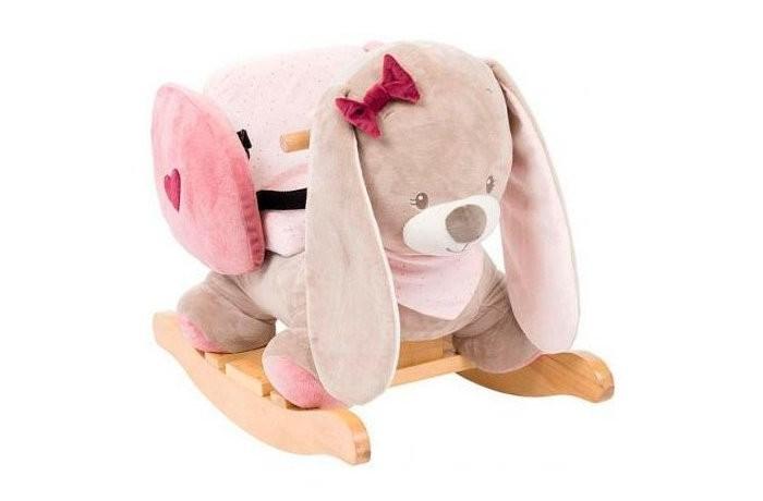Качалки-игрушки Nattou Nina Jade & Lili Кролик, Качалки-игрушки - артикул:541961