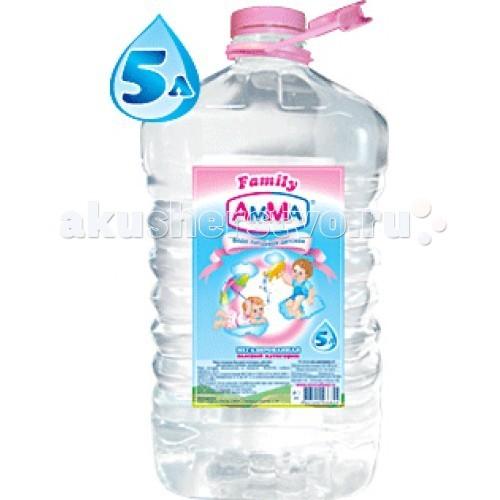 Вода Amma Вода питьевая детская 5 л попеску закрытие воды в скважинах в районе бустенари в румынии