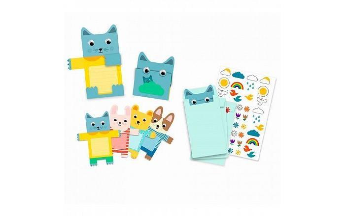 Товары для праздника Djeco Пригласительные открытки Мягкие игрушки мягкие игрушки