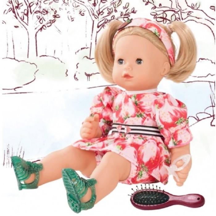 Купить Куклы и одежда для кукол, Gotz Кукла Макси маффин блондинка 40 см