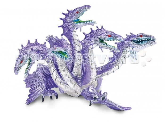 Игровые фигурки Safari Ltd. Гидра игровые фигурки safari ltd набор фигурок лягушки 72 шт