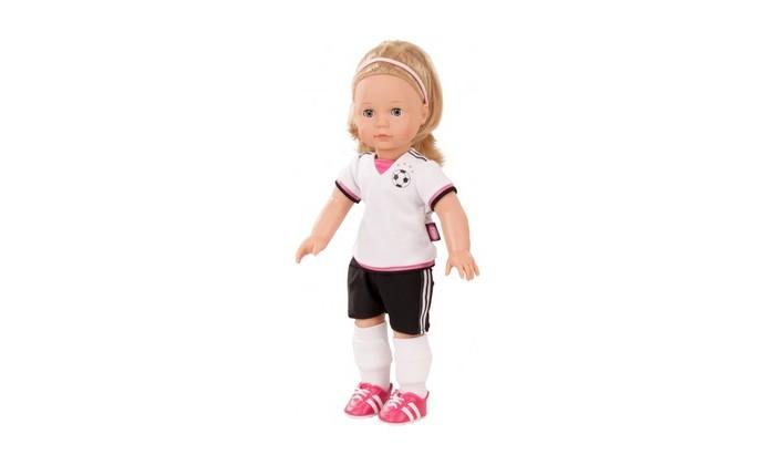 Gotz Кукла Джессика блондинка в футбольной форме 46 см