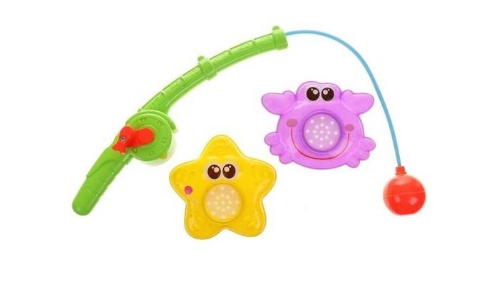 Игры для малышей Наша Игрушка Набор рыбалка магнитная Y14008136 игрушка для кошек zoobaloo удочка с мышкой длина 40 см