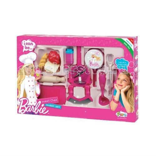 Ролевые игры Faro Barbie большой овощной набор 50 см игрушечная посуда faro большой набор посуды
