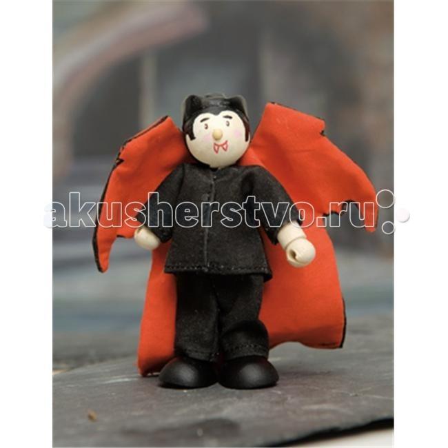 куклы и одежда для кукол letoyvan кукла мальтийский рыцарь Куклы и одежда для кукол LeToyVan Кукла Дракула