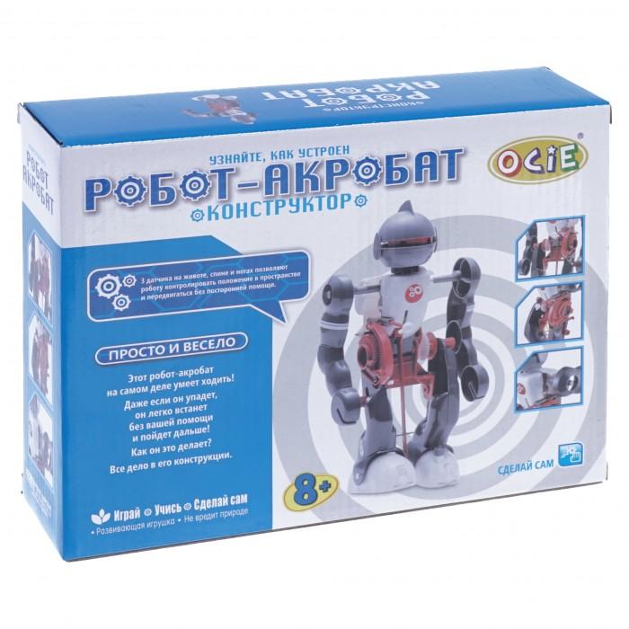 Наборы для опытов и экспериментов Ocie Конструктор Робот-акробат