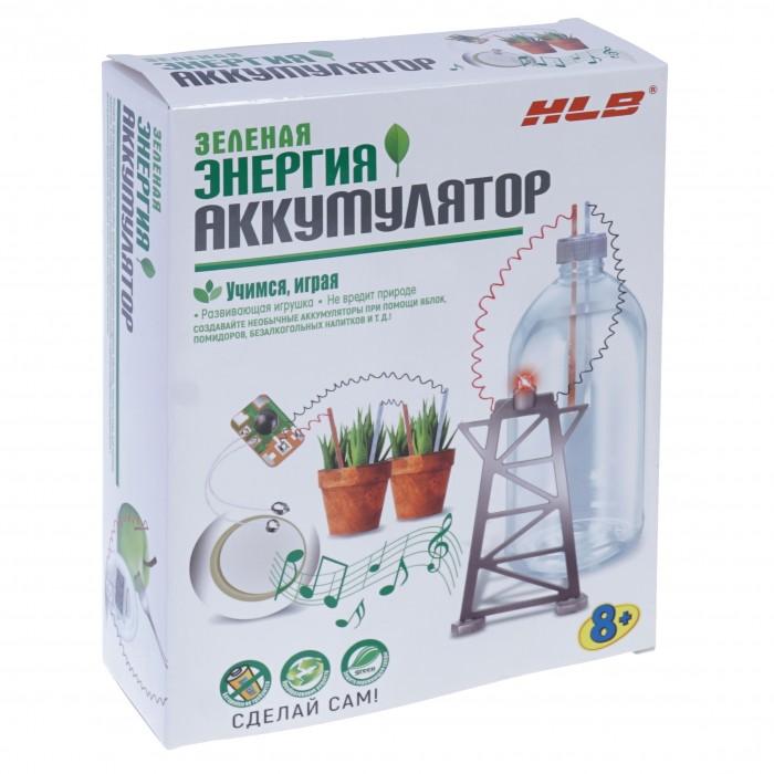 Наборы для опытов и экспериментов H.L.B Набор Зеленая энергия Аккумулятор