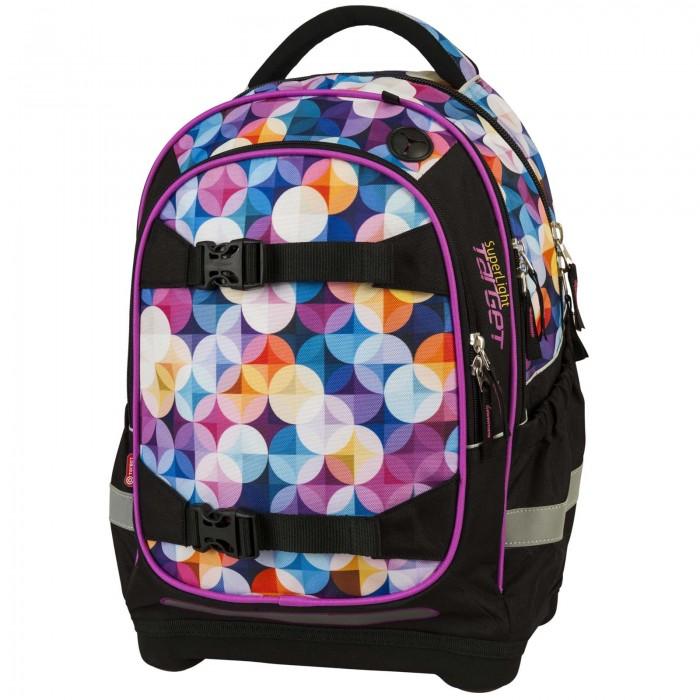 Развитие и школа , Школьные рюкзаки Target Collection рюкзак лёгкий Vibrance арт: 543966 -  Школьные рюкзаки