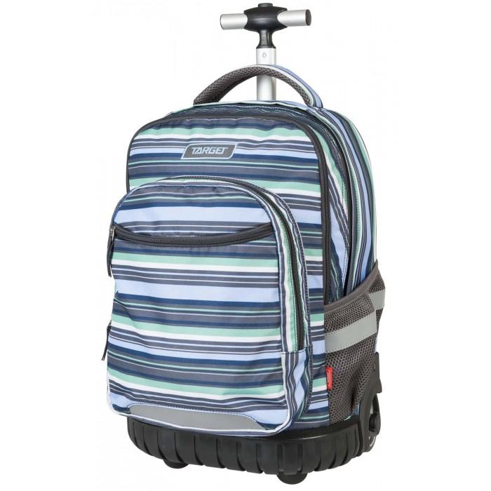 Развитие и школа , Школьные рюкзаки Target Collection рюкзак-тележка Victor арт: 544041 -  Школьные рюкзаки