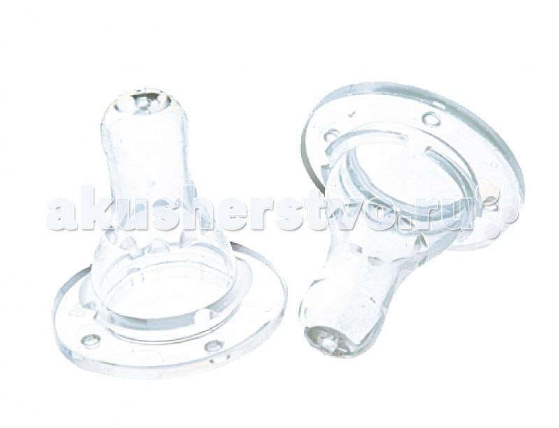 Соски Курносики силиконовая стандартного размера, медленный поток, 2 шт. недорого