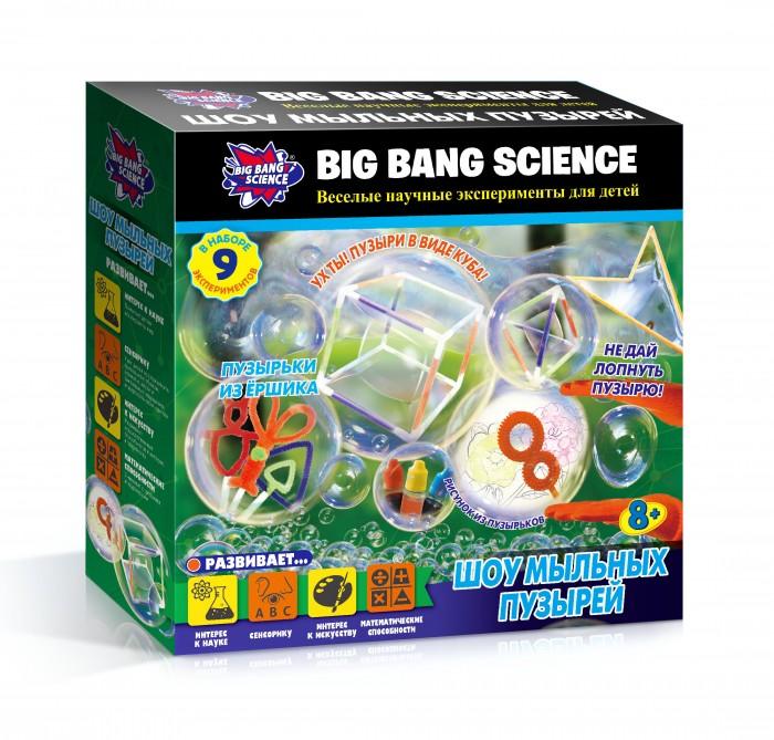 Alpha Science Набор Шоу мыльных пузырей