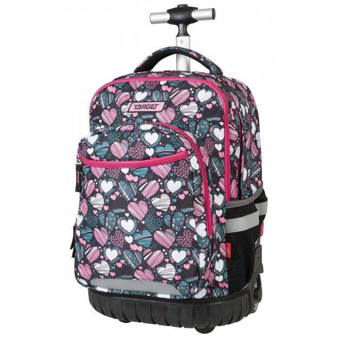 Развитие и школа , Школьные рюкзаки Target Collection рюкзак-тележка Love арт: 544221 -  Школьные рюкзаки