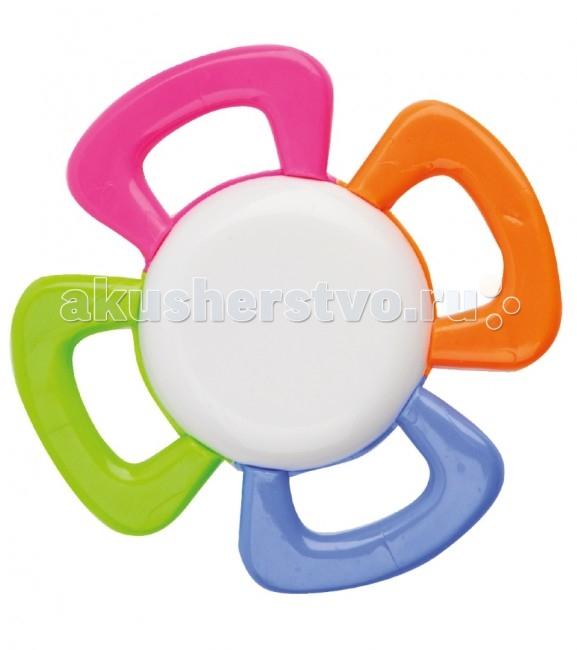 Прорезыватели Курносики Цветик-семицветик