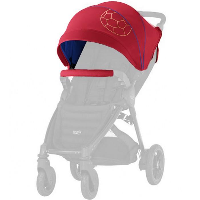 Детские коляски , Аксессуары для колясок Britax Капор для колясок B-Agile 4 Plus/B-Motion 4 Plus Football Edition арт: 544466 -  Аксессуары для колясок