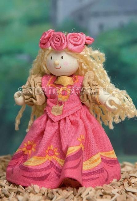 Куклы и одежда для кукол LeToyVan Кукла Принцесса Амелия куклы и одежда для кукол letoyvan кукла король генри viii