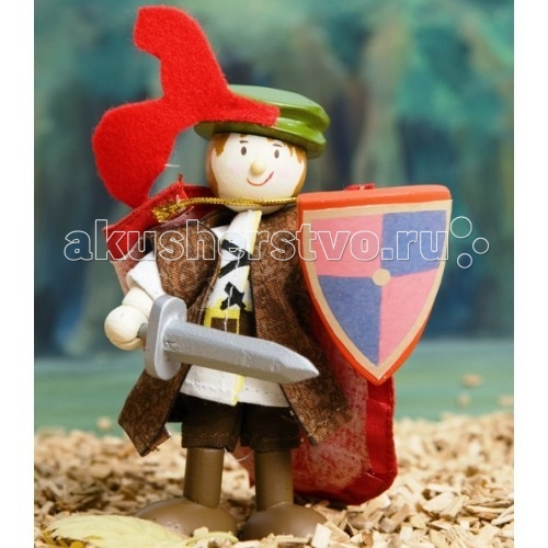 куклы и одежда для кукол letoyvan кукла мальтийский рыцарь Куклы и одежда для кукол LeToyVan Кукла Принц