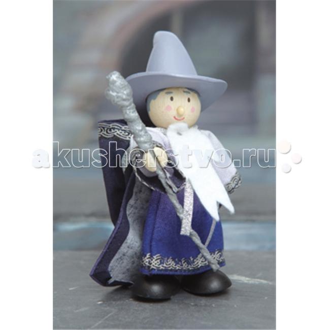 куклы и одежда для кукол letoyvan кукла мальтийский рыцарь Куклы и одежда для кукол LeToyVan Кукла Добрый волшебник