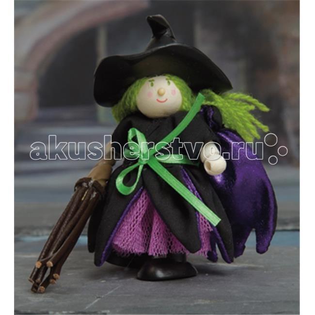 куклы и одежда для кукол letoyvan кукла мальтийский рыцарь Куклы и одежда для кукол LeToyVan Кукла Ведьма