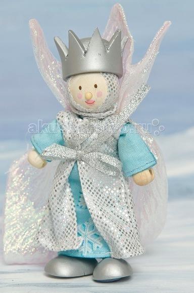 Куклы и одежда для кукол LeToyVan Кукла Снежная королева куклы и одежда для кукол весна озвученная кукла саша 1 42 см