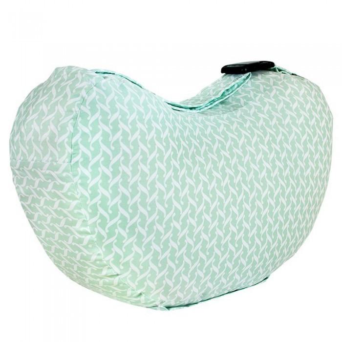 Подушки для беременных, Bebe au Lait Подушка для грудного вскармливания Lait Agave  - купить со скидкой