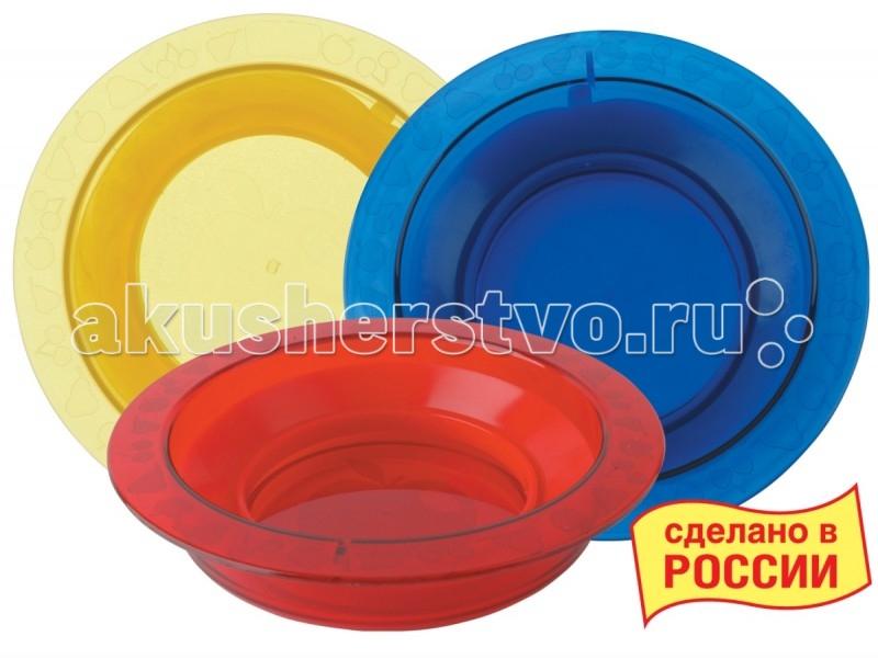 Посуда Курносики Тарелочка на присоске держатель для телефона автомобильный на присоске материал пвх цвет черный