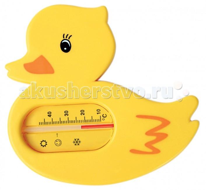 детские термометры Термометры для воды Курносики Уточка