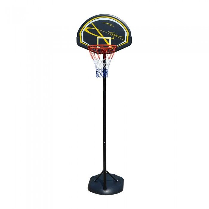 Спортивный инвентарь DFC Мобильная баскетбольная стойка Kids3 80x60 см баскетбольная стационарная стойка dfc ing44p1 112x75 см акрил винтовая регулировка