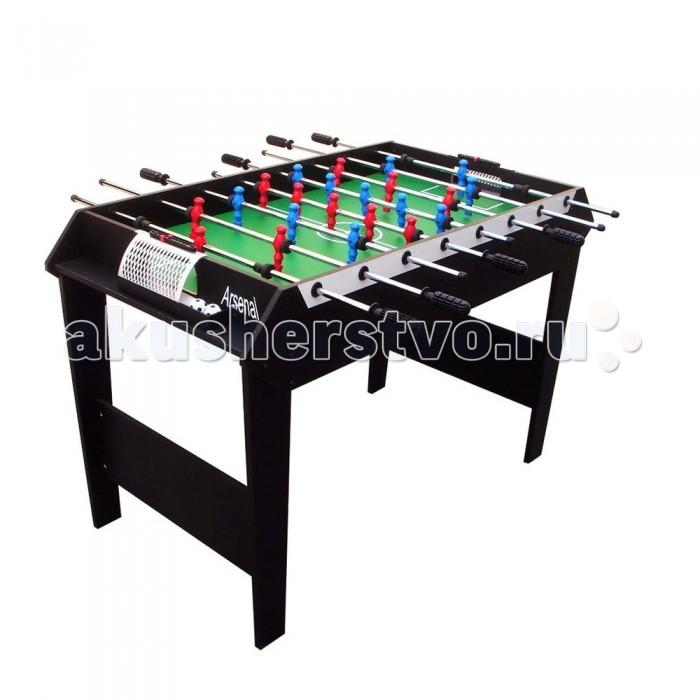 Настольные игры DFC Игровой стол для футбола Arsenal, Настольные игры - артикул:546571