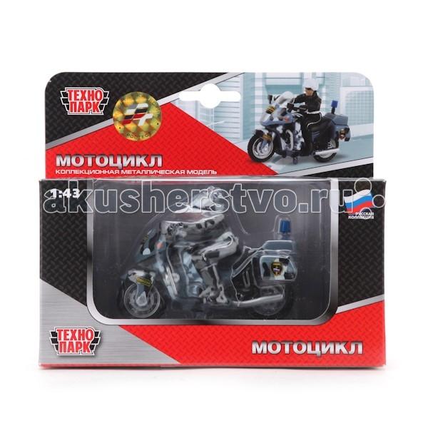 Машины Технопарк Мотоцикл Омон с фигуркой какой мотоцикл до 60000рублей