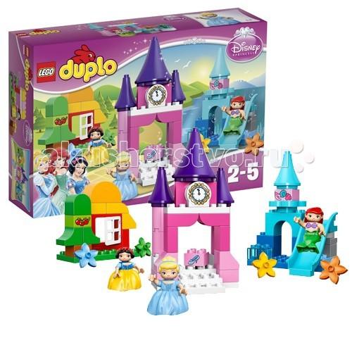 Конструктор Lego Duplo 10596 Лего Дупло Принцессы Коллекция Принцесса Диснея